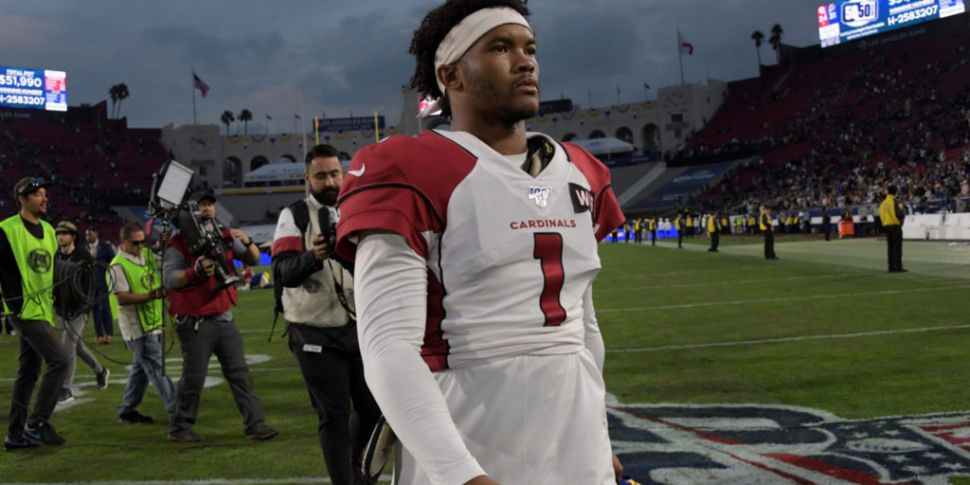 Kyler Murray is the NFL's next...