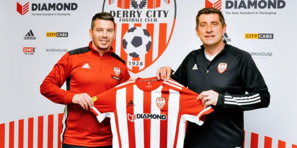 Derry City sign former Liverpo...