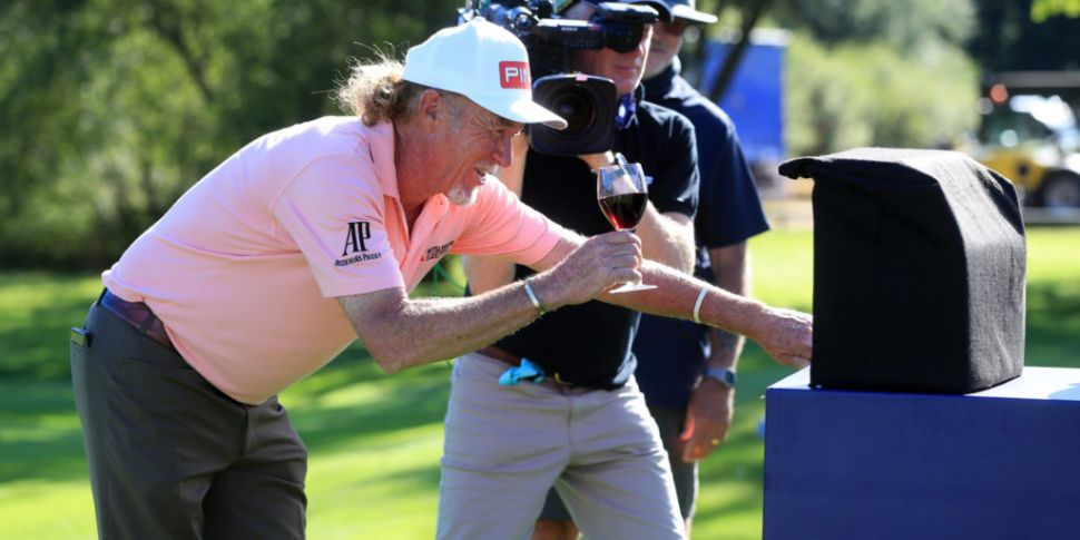 Record-breaking Jimenez deserv...