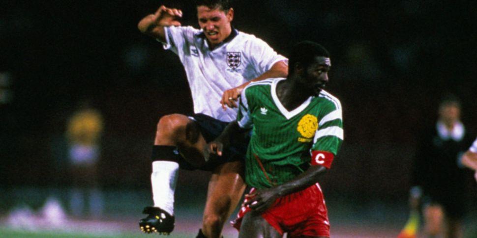 Cameroon's Italia 90 captain S...