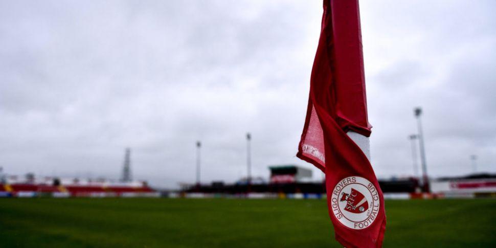 Sligo Rovers v Waterford FC po...