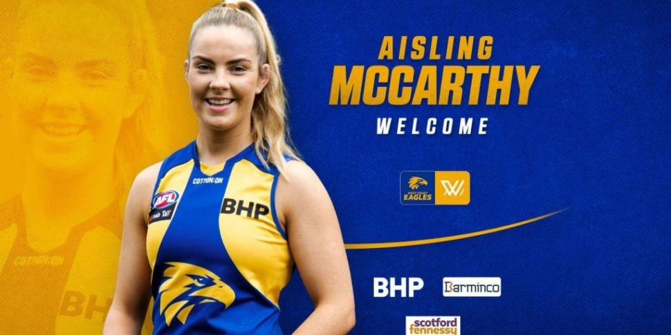Aisling McCarthy completes Wes...