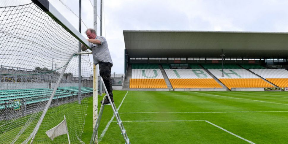 Games in Offaly & Laois to go...