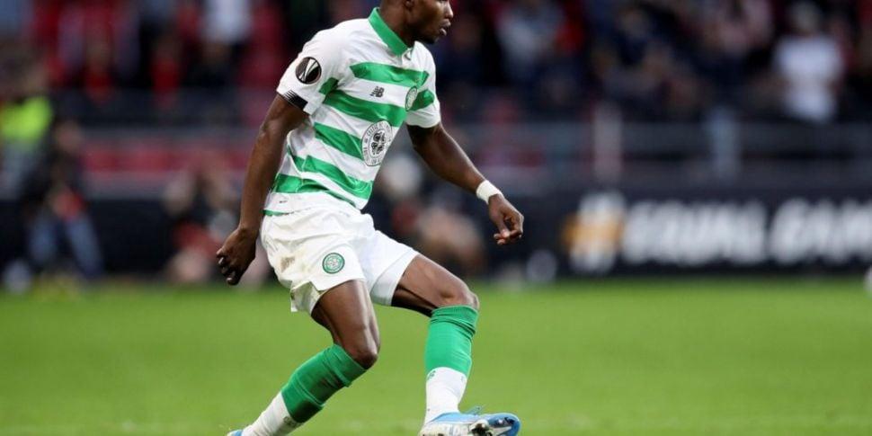 Celtic's Boli Bolingoli banned...