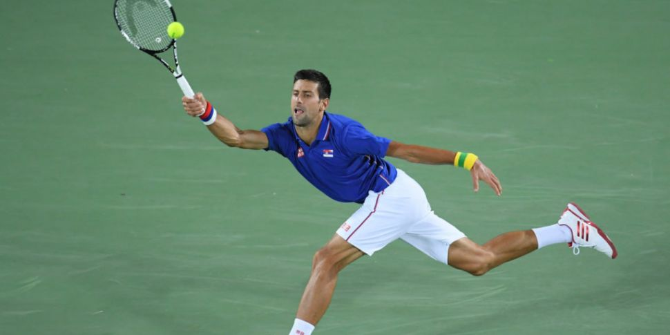 Novak Djokovic Confirms His Participation At Us Open Off The Ball