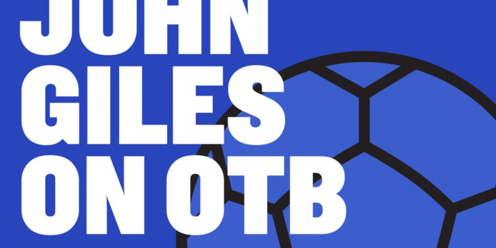 John Giles | Serbia 3-2 Irelan...