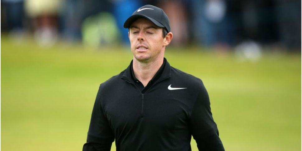 Are McIlroy's problems with hi...