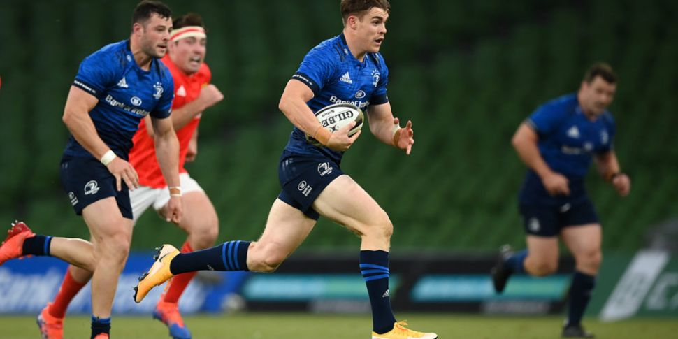 Ringrose returns as Leinster a...