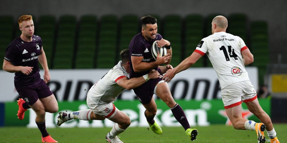 Ulster, Leinster return no pos...