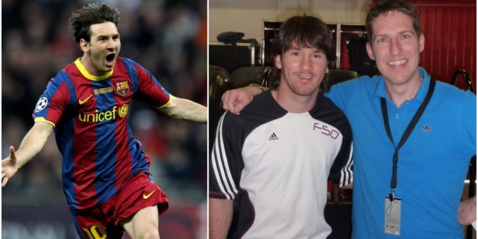 A 10-year mission | Messi has...