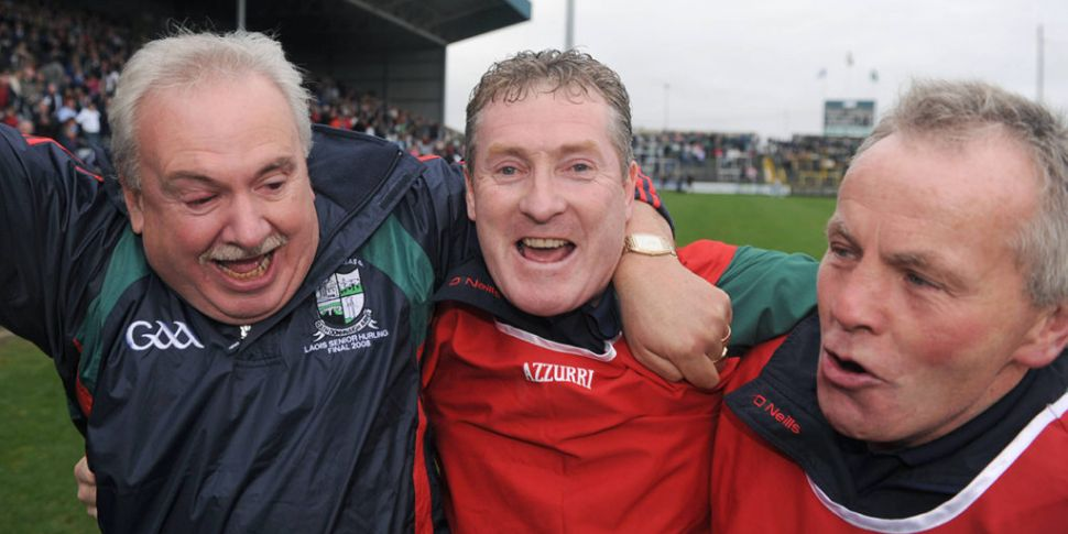 Laois club's 72-year-old chair...