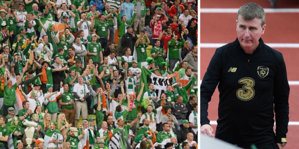 DEBATE: Ireland fans want a go...