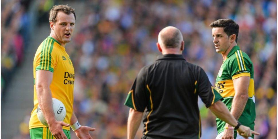 Aidan O'Mahony: Former Kerry s...