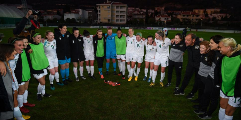 Ireland squad given all-clear...