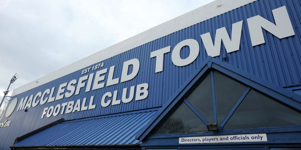 Macclesfield Town FC have been...