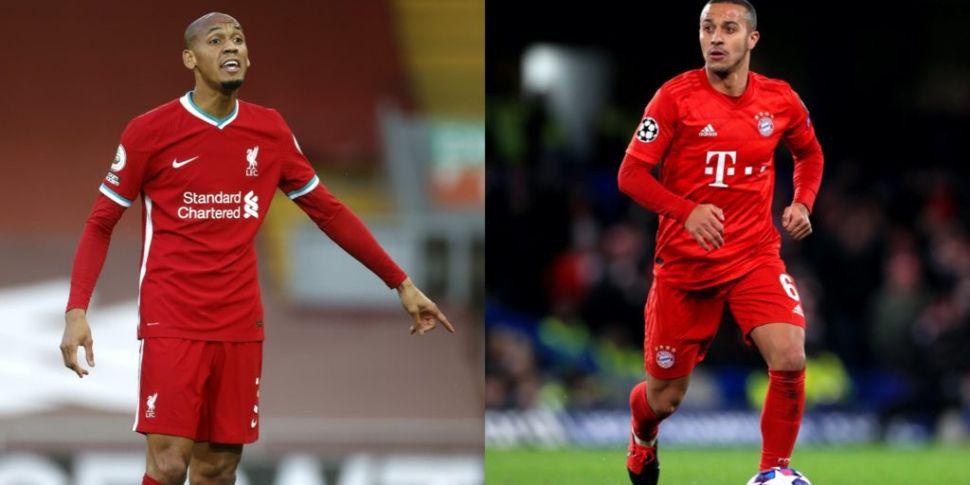 'It's Thiago vs. Fabinho' | Me...