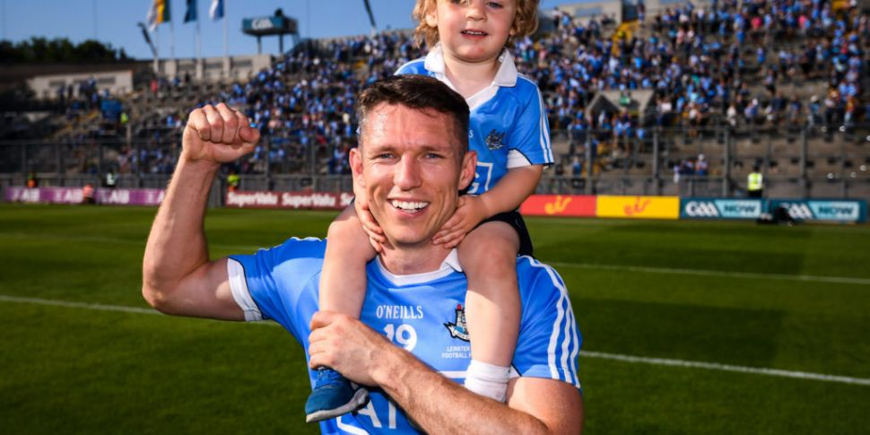 Dublin's Darren Daly has retir...
