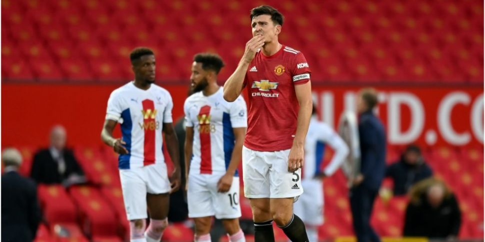united may have to bite the bullet with harry maguire kenny cunningham off the ball harry maguire kenny cunningham