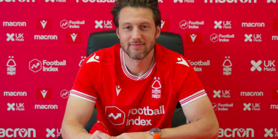 Ireland midfielder Harry Arter...