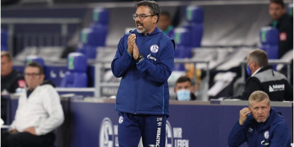Schalke 04 part ways with form...