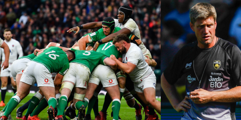 ROG on Ireland and Leinster |...