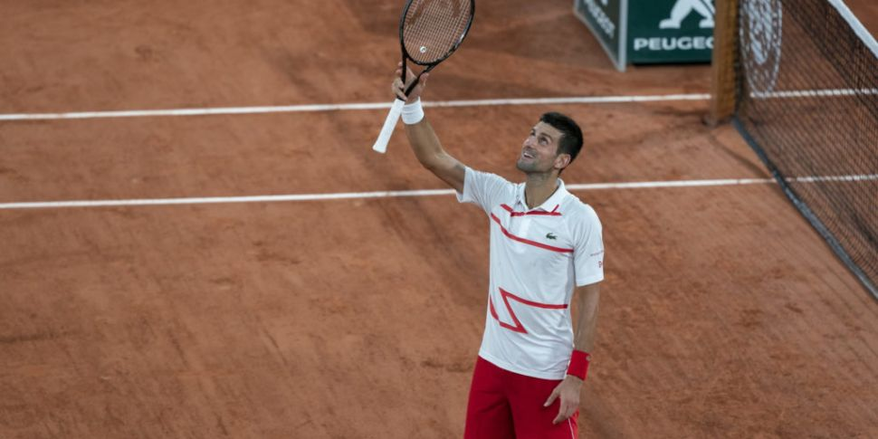 Easy for Djokovic, but Tsitsip...