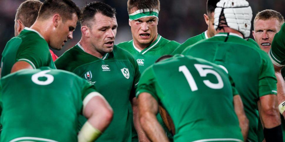 Tough draw awaits as Ireland a...