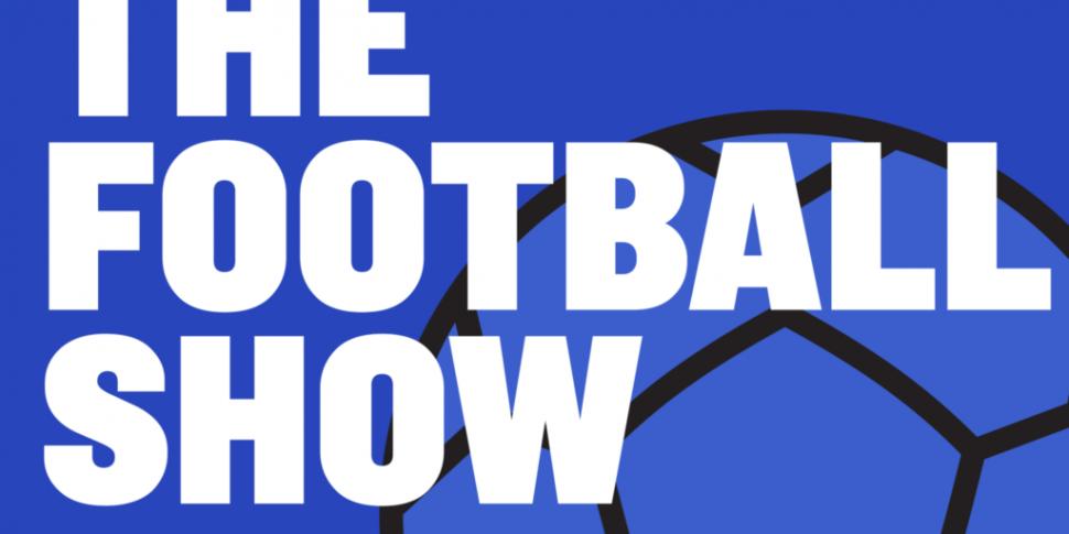 THE FOOTBALL SHOW | Gary Breen...