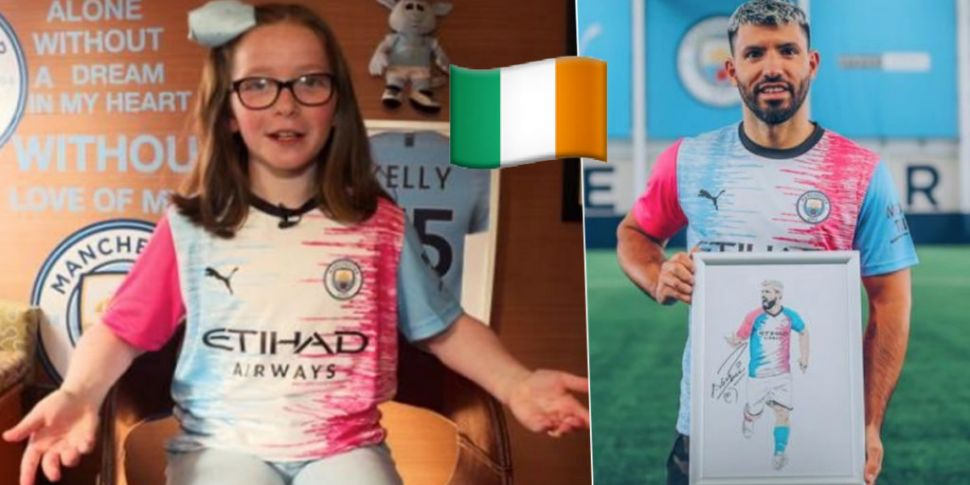 WATCH: Dublin girl surprised a...