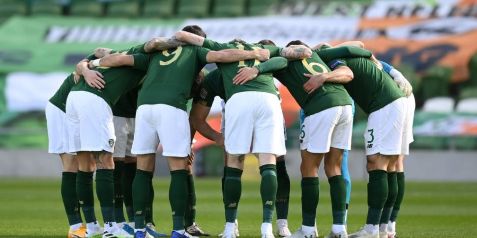 Reports: Second Ireland player...
