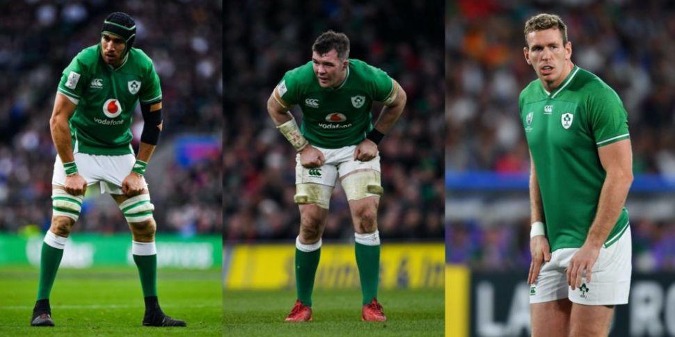 Ireland add Dillane as O'Mahon...