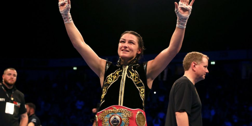 Katie Taylor crowned the BWAA...