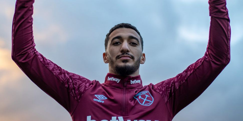 West Ham sign gifted Algerian...