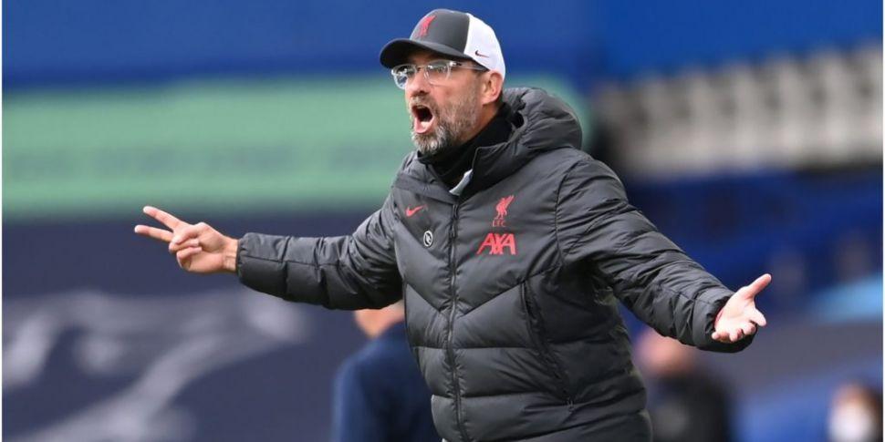 'It was not offside' | Klopp f...