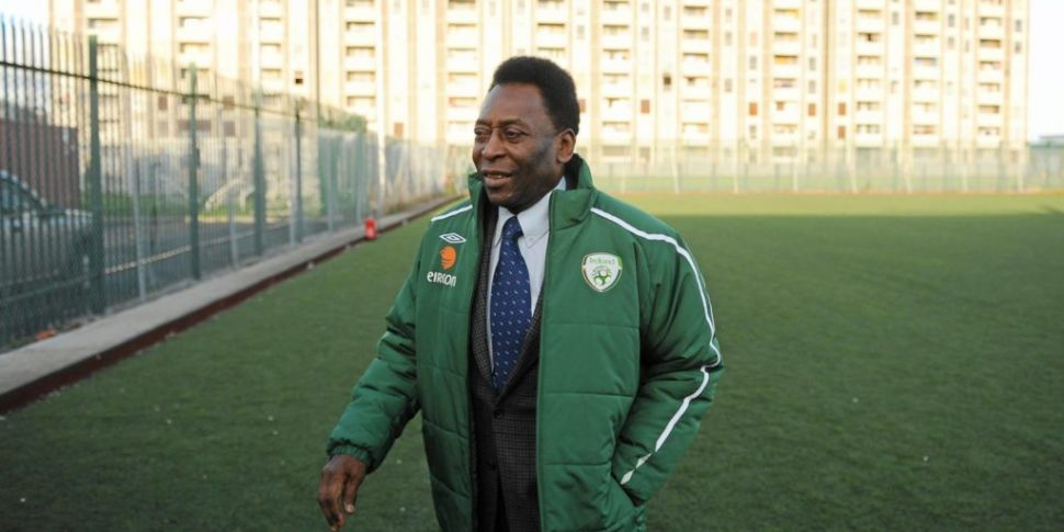 Pele to be moved out of intens...