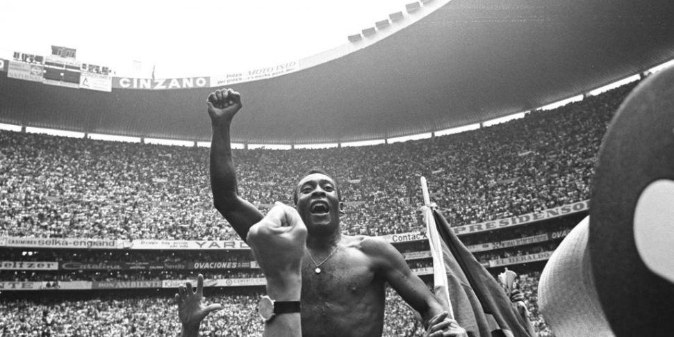 WATCH   Pelé releases catchy t...