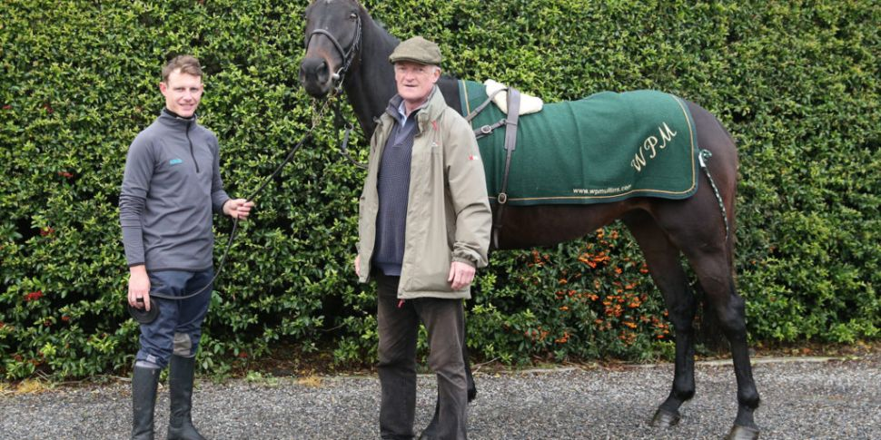 Willie Mullins | Stable tour f...