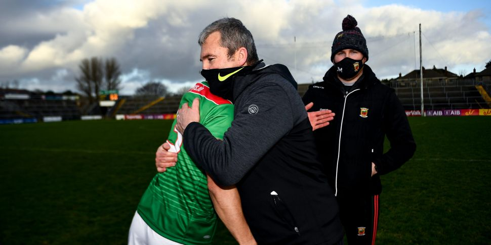Horan admits Mayo are far from...