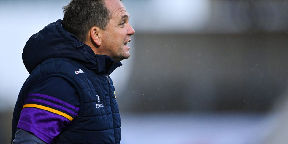 Davy Fitzgerald to remain Wexf...