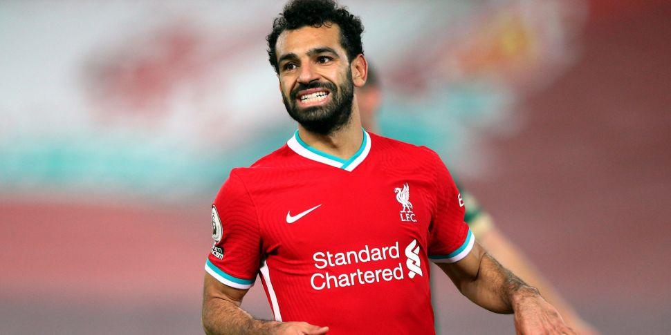 Liverpool's Salah produces sec...