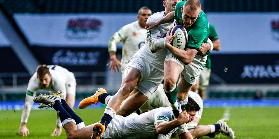 Player Ratings: England vs Ire...