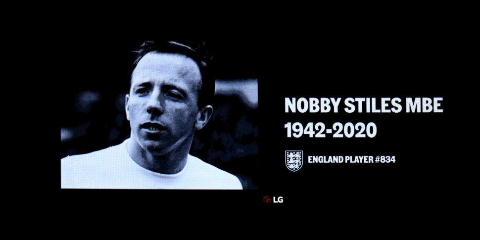 Nobby Stiles dementia was caus...