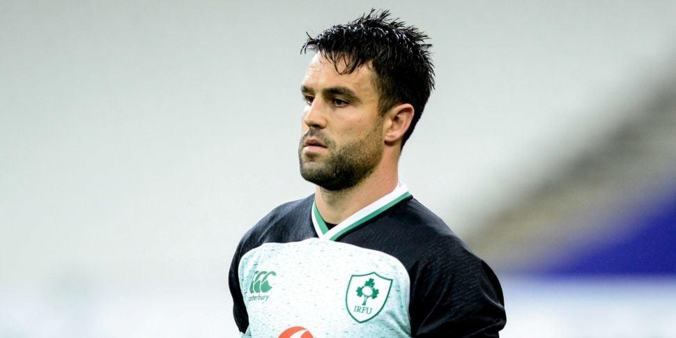 Murray says Ireland squad frus...
