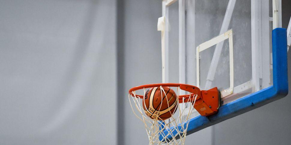 Basketball Ireland outline ret...