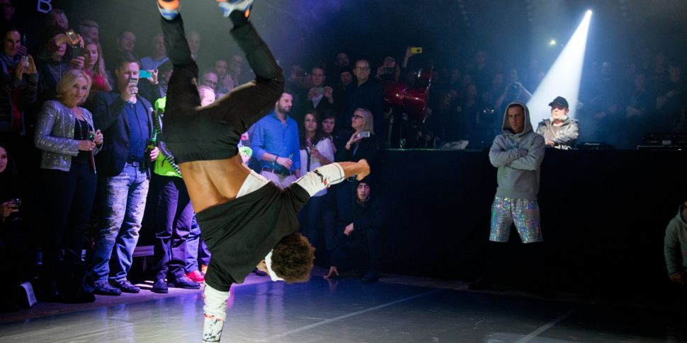 Breakdancing to make Olympic d...