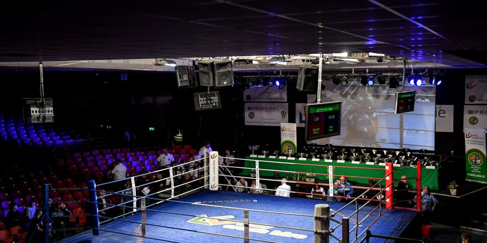 Irish boxers lose Olympic prep...