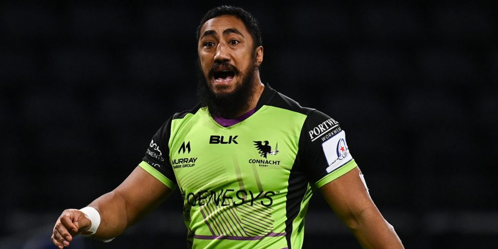 Aki returns as Connacht prepar...