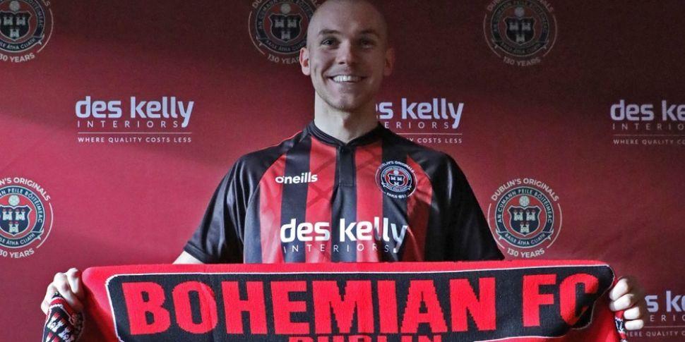 Bohemians sign former Dundalk...