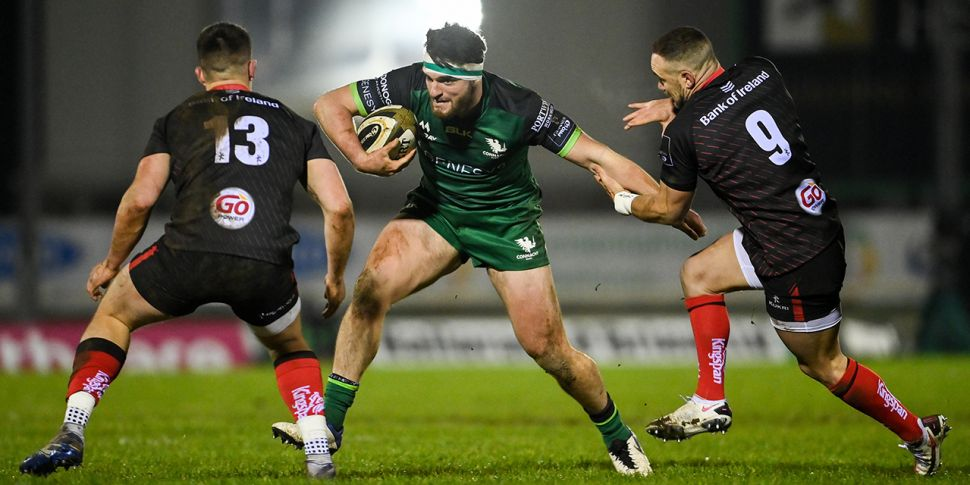 WATCH: Ulster come from behind...
