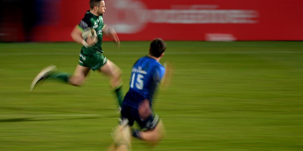 WATCH: Shock as Connacht get f...